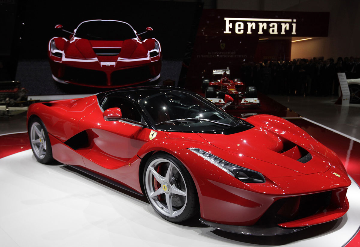 Laferrari New Toy From Maranello Extravaganzi