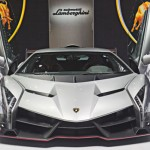 Poisoned Lamborghini – New Veneno at Geneva