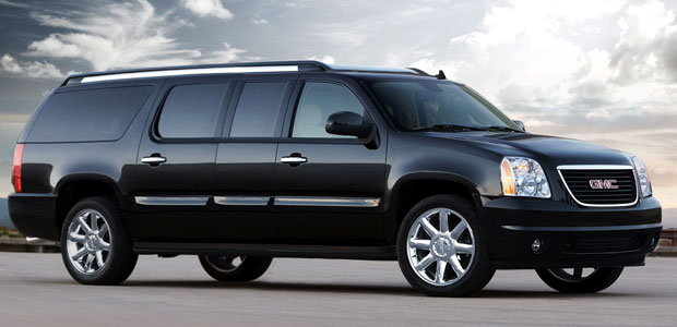 Lexani Motorcars Showcases GMC Yukon XL Conversion Coach
