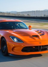 Limited Edition 2014 SRT Viper TA (Time Attack)