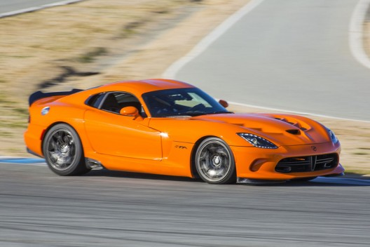 Limited Edition 2014 SRT Dodge Viper Time Attack