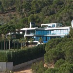 Luxury Modern Villa on the Costa Brava Can be Your for  €15 Million