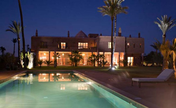 Luxury Villa in Marrakech