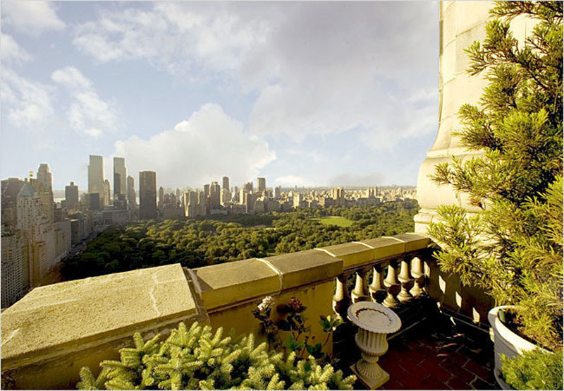 This could be new york s most expensive penthouse 120 for New york city penthouses central park