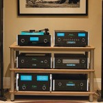 Incredible McIntosh x John Varvatos Custom Built SoHo Audio System