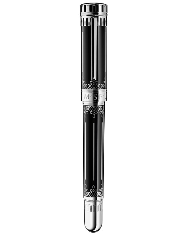 Montblanc has revealed two new Patron of Art 2013 Limited Edition writing instruments in honour of Ludovico Sforza, Duke of Milan