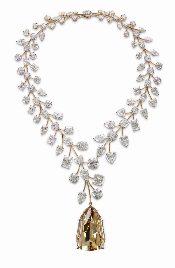 Mouawad L'Incomparable Diamond Necklace