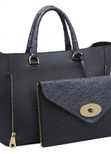 Mulberry's Willow Ostrich Leather Tote for those in the Know