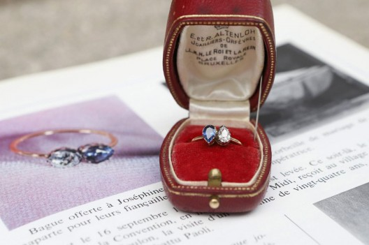 Napoleon and Josephine's engagement ring