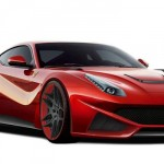 Novitec Rosso's N-Largo Ferrari F12 Berlinetta First Images