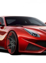 Novitec Rosso's N-Largo Ferrari F12 Berlinetta First Images