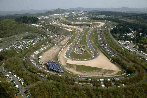 Nurburgring Officialy on Sale for $160 Million