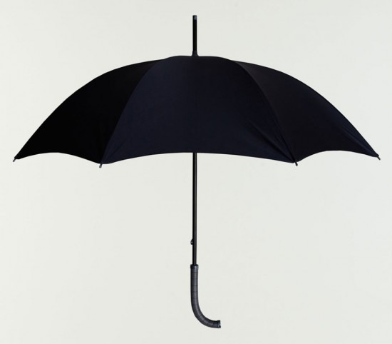 Oliver Ruuger Nile Crocodile Handle Umbrella