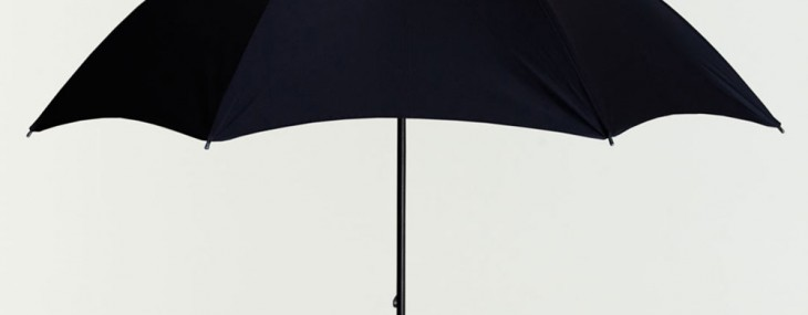 Singing in the Rain with Oliver Ruuger Umbrella Collection