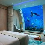 Living Under the Sea – Ocean Suites at Singapore's Resort World Sentosa