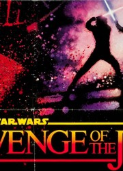 Revenge of the Jedi Undated Advance Style Poster