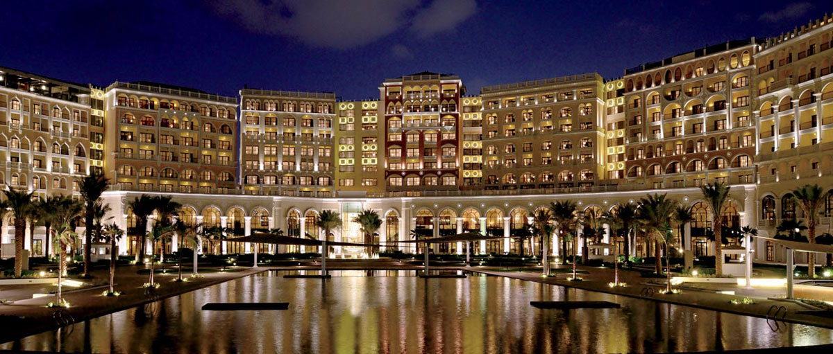 Abu Dhabi, Grand Canal &#8211; Newest Member of Ritz-Carlton Family Finally Opened