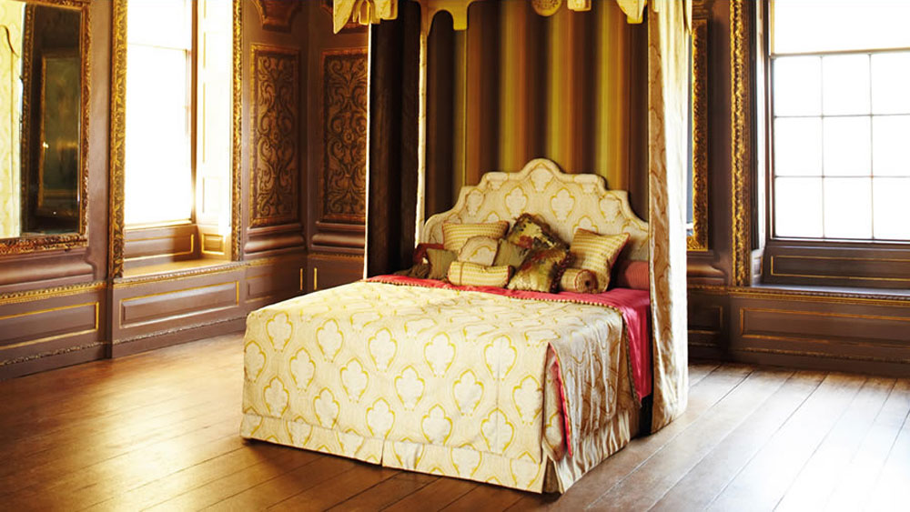 Good Night&#8217;s Sleep on $175,000 Royal Bed by Savoir Beds