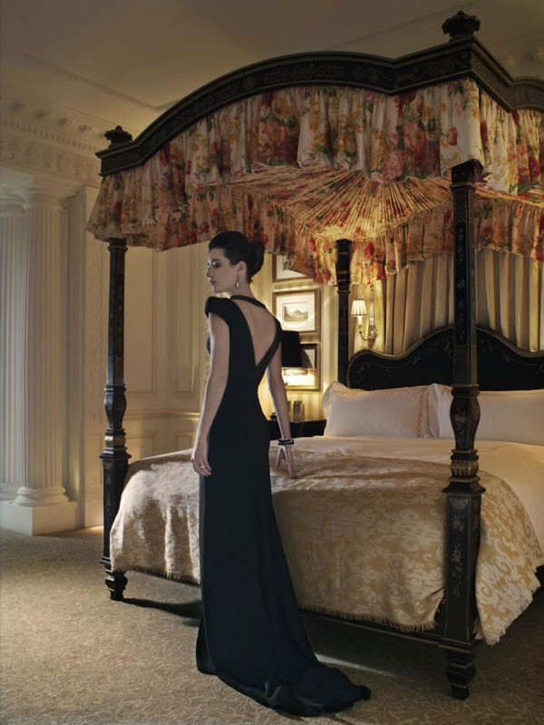 Royal Bed by Savoir Beds
