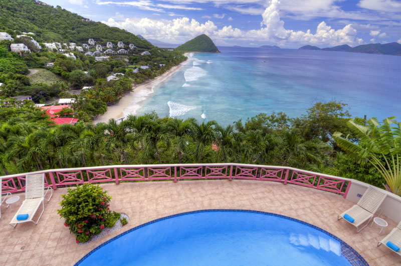 Sunset House in Tortola Offers Unforgetable Caribbean Vacation in the Unspoiled British Virgin Islands