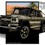 Sahara G-eopard Mercedes-Benz G63 AMG 6×6 by Dartz
