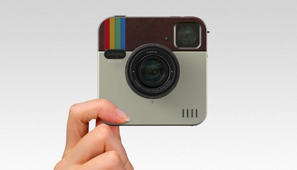 Socialmatic Polaroid Camera