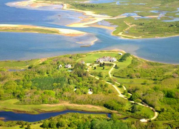 Swain's Neck: Nantucket's Most Expensive Estate Relisted for $47.5 million