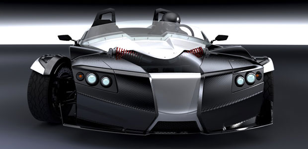 TORQ Roadster is the world's fastest three-wheel electric vehicle and can generate more G-force in a corner than a Ferrari