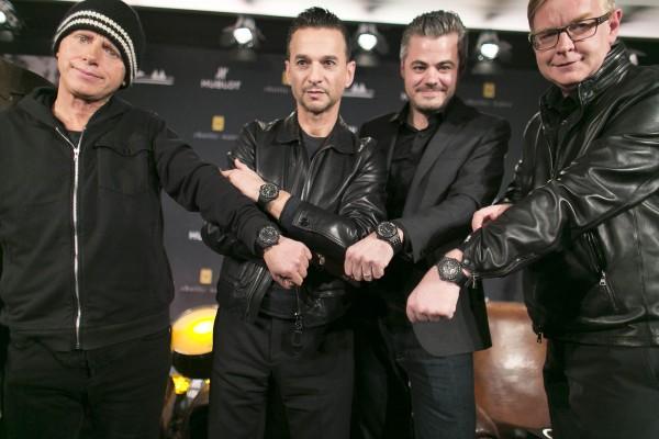 Hublot Big Bang Depeche Mode
