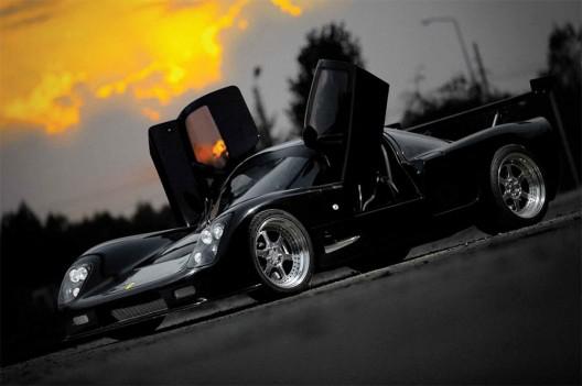 The Black Falcon SBC-TT1750