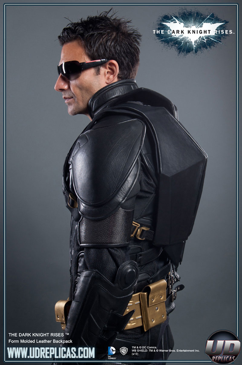 Batman's Backpack By UD Replicas