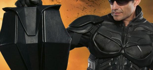 The Dark Knight Rises - Batman Backpack