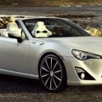New Toyota FT-86 Open Convertible Concept At Geneva Motor Show 2013