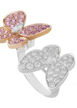 Van Cleef & Arpels Introduces Two Butterfly Collection