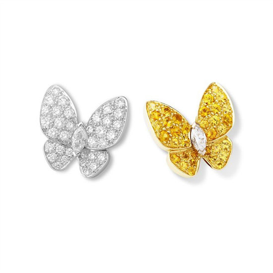 Two Butterfly Collection by Van Cleef & Arpels