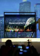 New Samsung's 85-inch Ultra HD TV will Cost you $39,999