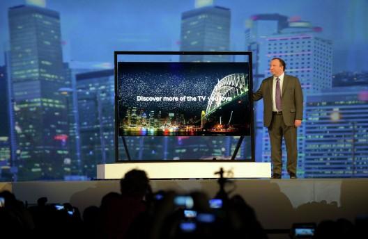 UN85S9 - Samsung Quad-Core 4k Ultra HD Smart TV