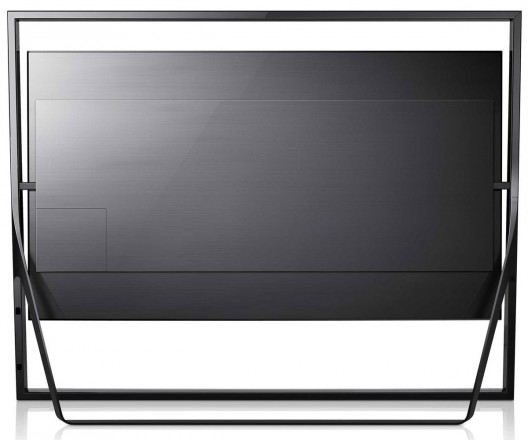 South Korean technological giant Samsung has revealed a giant flagship ultra-high-definition range of TVs that will retail at $40,000.