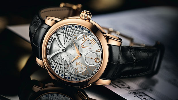 Ulysse Nardin Stranger &#8211; Worlds First Musical Wristwatch