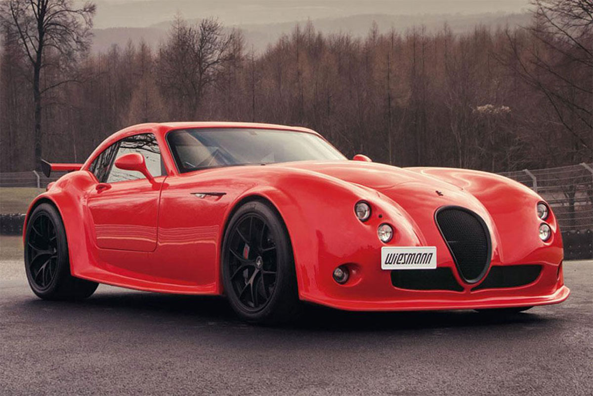 New Wiesmann GT MF4-CS