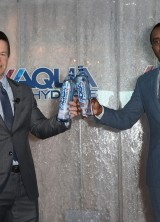 "Mark Wahlberg and Sean ""Diddy"" Combs"