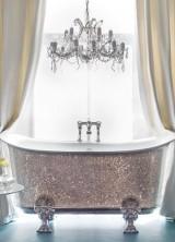 £150,000 Swarovski-studded Bathtub at Harrods