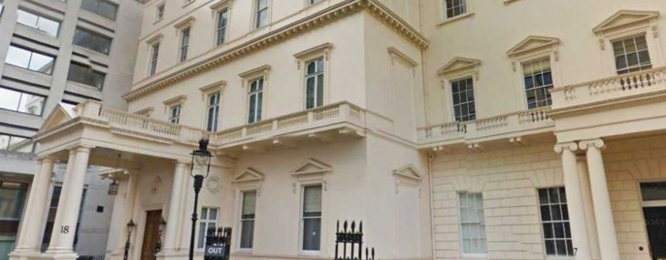 Iconic 18 Carlton House Terrace Could Become UK&#8217;s Most Expensive Property Ever Sold