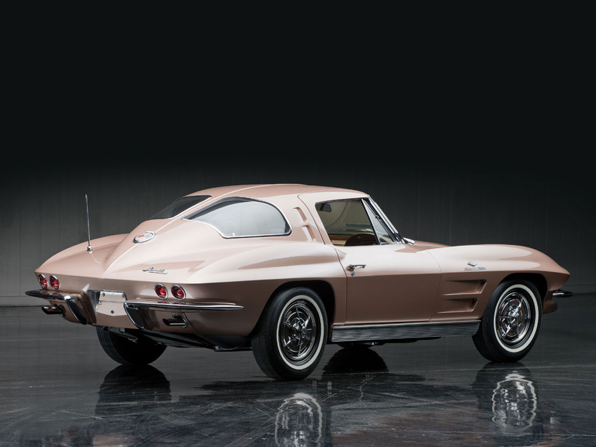 1963 chevrolet corvette sting ray fuel injected split window coupe corvette. Cars Review. Best American Auto & Cars Review