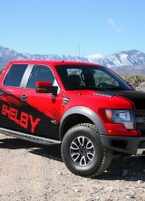 New Shelby American Package For Ford F-150 SVT Raptor