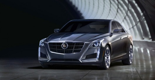 Cadillac CTS Sedan Putting American Luxury Back on the Map