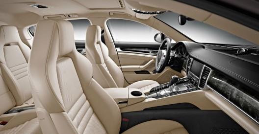 Porsche Panamera S Hybrid E-plug-in
