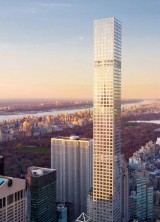 Want a Penthouse in the New York's Tallest Residental Tower? You'll Need $95 Million