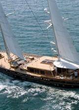 Impressive 46.8 metre Superyacht Roxane for Chartering