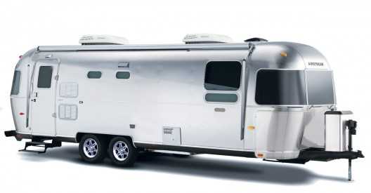 Iconic travel-trailer maker Airstream has announced production of the top-of-the-line Land Yacht Trailer